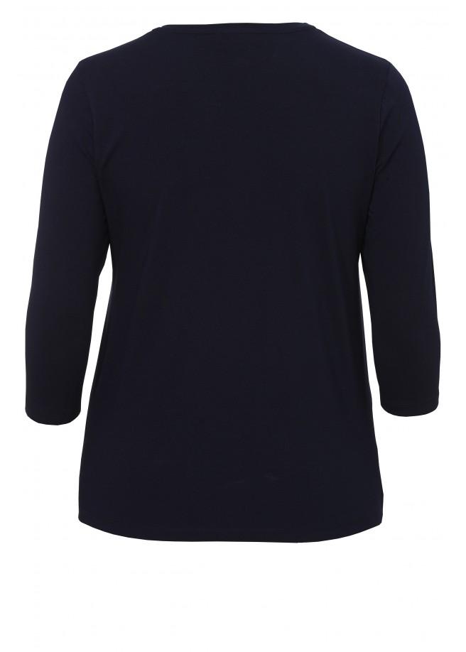 Cooles Shirt mit grafischem Motiv-Druck /