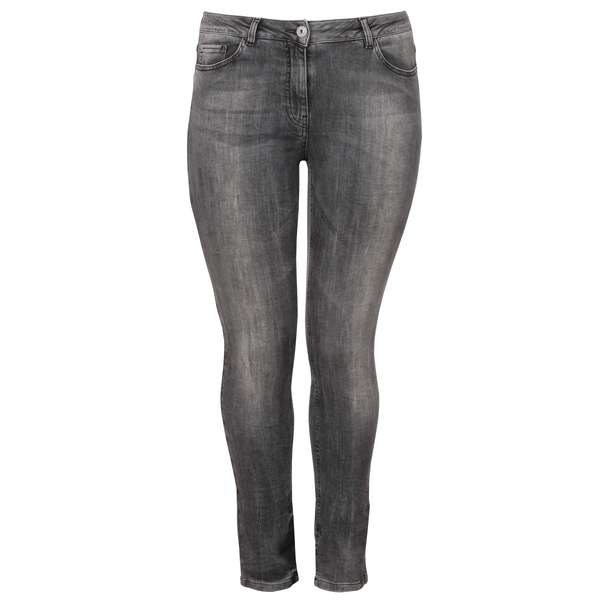 Coole Jeans mit Waschung