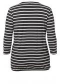 Maritimes Shirt mit Streifen /