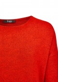 Lässiges Sweatshirt mit Basic-Design /