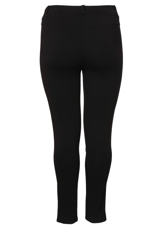 Trendige Hose mit Zierstreifen /