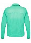Moderne Jeans-Jacke mit figurformenden Nähten /