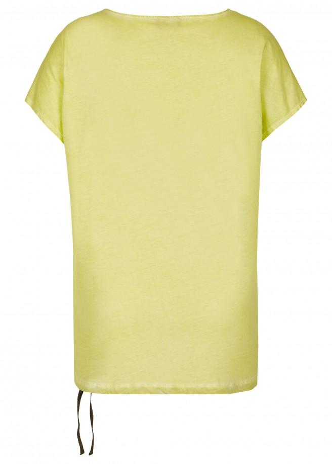 Fröhliches Shirt mit Front-Motiv /