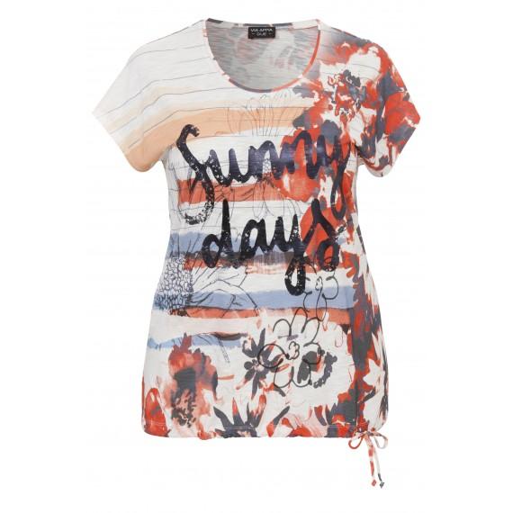 "Sommerliches Shirt ""Sunny days"" /"