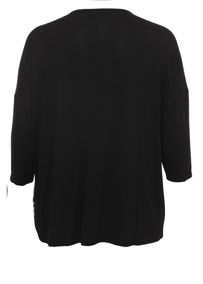 Feminines Shirt mit Print /