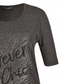 "Cooles T-Shirt ""Forever Chic"" /"