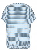 Flippiges T-Shirt mit Mustermix /