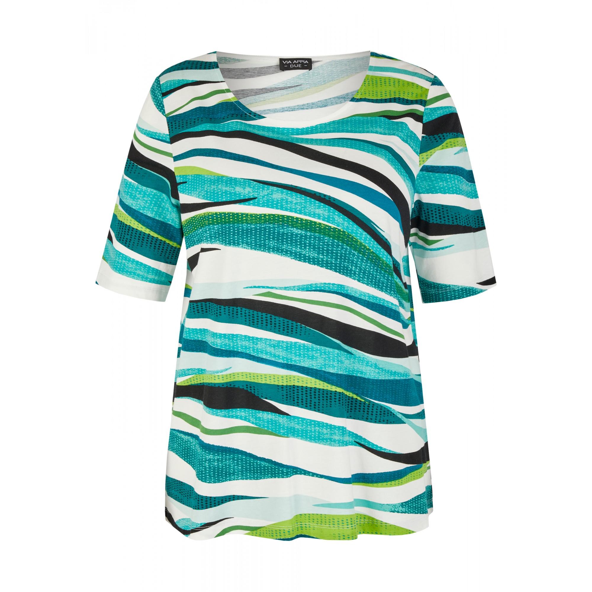 - Bedrucktes T-Shirt