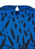 Modisches Shirt mit Allover-Print /